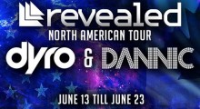 Revealed Recordings Announces Summer North American Tour