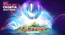 Ultra Europe 2013 Phase Four Lineup Adds Hard Rock Sofa, Danny Avila