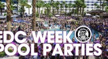 EDC Week 2013 Guide: Pool Parties